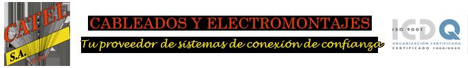 Cableados y Electromontajes Catel, S.A.